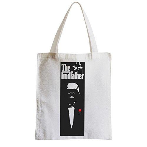 Große Tasche Sack Einkaufsbummel Strand Schüler Pate Darth Vader starwars Darth Vader