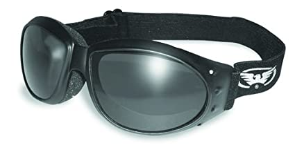 6b996dfee1f36 Image Unavailable. Image not available for. Color  Global Vision Eliminator  Airsoft Goggles Dark Lens ...