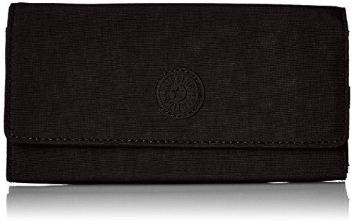 kipling-teddi-wallet-black