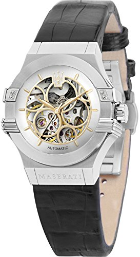 Maserati potenza R8821108020 Women's automatic-self-wind watch