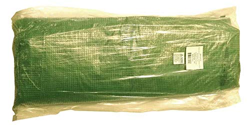 MTB Replacement UV Resistant PE Cover for Larger Walk-in Outdoor Gardening Greenhouse, 15'x7'x7'- 450x200x200cm, Green