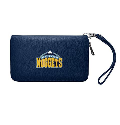 - NBA Denver Nuggets Zip Organizer Pebble Wallet