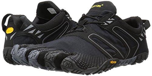 Chaussures Hommes Fivefingers Gris Course Trail noir V Violet De Vibram 7Eqx1w55
