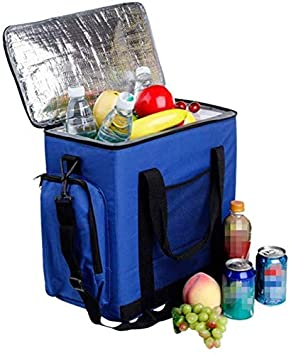 Amazon.es: HYMZP Nevera Coche, del Coche eléctrico 14L Cool Box ...
