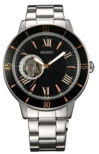 Orient Men's Japanese Automatic Stainless Steel Watch, Color:Silver-Toned (Model: SDB0B004B0)
