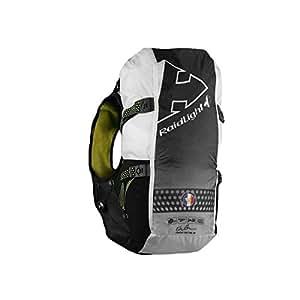 RaidLight Gilet Responsiv 20L + 600ml EazyFlasks (Black, L/XL)