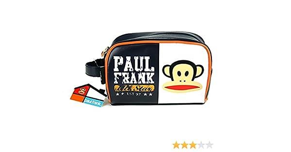 Paul Frank Neceser de tocador Neceser Bolsa Bolso Regalo Mono Julius Vintage: Amazon.es: Deportes y aire libre