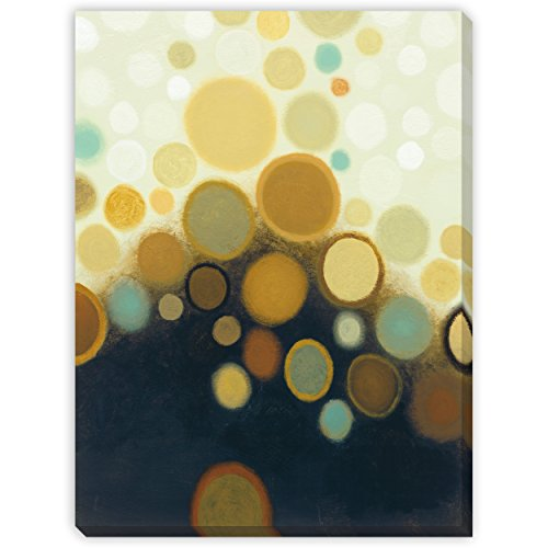 Gallery Direct Sean Jacob's 'Garden Variety Gold II' Gallery Wrapped Canvas