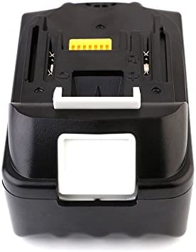 TPDL Replacement BL1850 18V 5.0Ah Battery + 3A DC18RC Charger with LED Screen 14.4V-18V for Makita Lithium Battery BL1850 BL1860 BL1840 BL1830 BL1815 LXT-400 DC18RA DC18RC