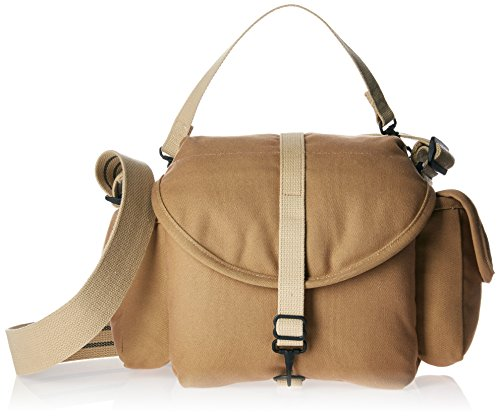 Domke 700-30S F-3X Super Compact Bag -Sand (Domke Canvas Camera Bag)