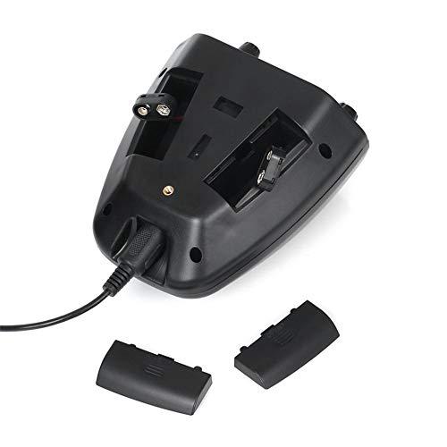 Negro Detector de metales subterr/áneo ligero port/átil MD-4030 Treasure Tracker