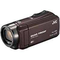 JVC video camera Everio R Wi-Fi support built-in memory 64GB GZ-RX600-T (Brown)