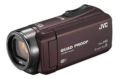 JVC Kenwood JVC video camera Everio R Wi-Fi support built...