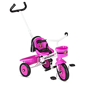 Schwinn Easy Steer Tricycle, Pink