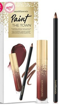 - bareMinerals Paint the Town Statement Matte Lipcolor and Liner Duo