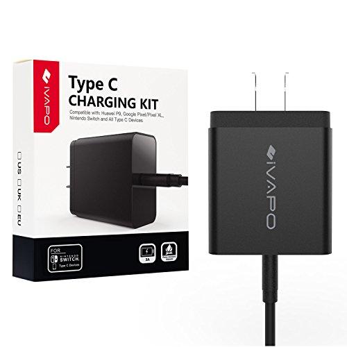 Charging Nintendo iVAPO High rate Premium