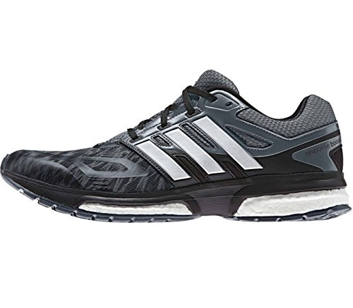 Adidas Response Boost Techfit Running Shoes - SS15 - 9 - Blue