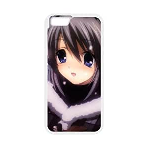 Clannad iPhone 6 4.7 Inch Cell Phone Case White yyfabb-129582