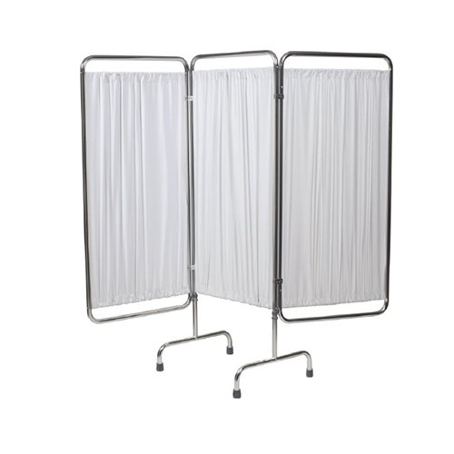 Graham Field 4299C Folding Privacy Screens (Pack of 4) Medical Privacy Screen