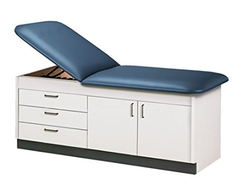MSEC by Clinton, Cabinet Style Laminate Treatment Table - Wedgewood ()