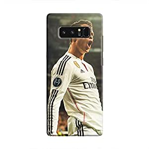 Cover It Up - Cristiano Ronaldo Yeah! Galaxy Note 8 Hard Case