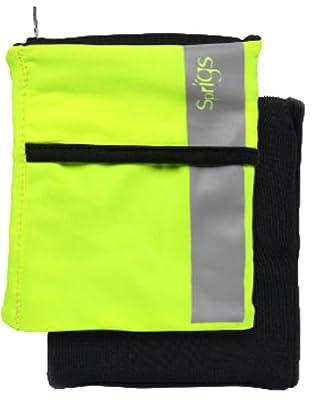Sprigs Big Banjee Wrist Wallet,One Size,Reflective Stripe
