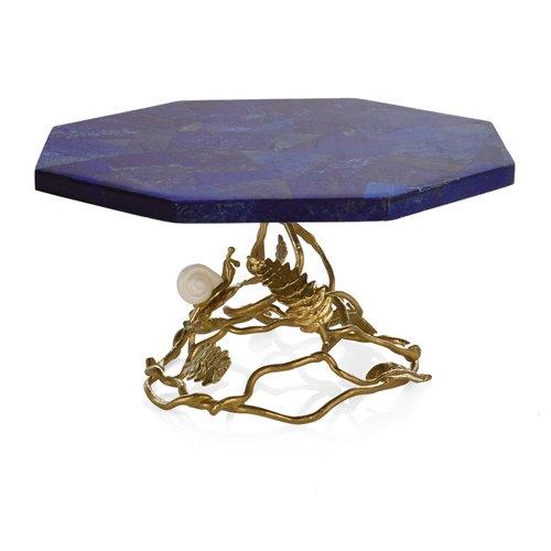Michael Aram Enchanted Garden Jeweled Cake Pedestal (Stand Cake Jeweled)
