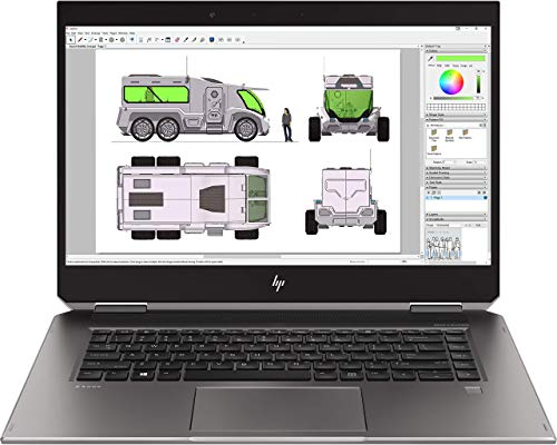 HP Zbook Studio X360 G5 Mobile Workstation (Renewed)