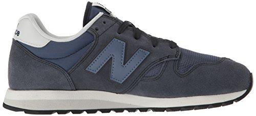 Erwachsene Sneaker Dunkelblau Balance New U520v1 Unisex q4Hn1a