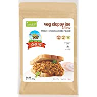 Veg Sloppy Joe Sandwich Filling - 300g Prepared (Pack of 2)