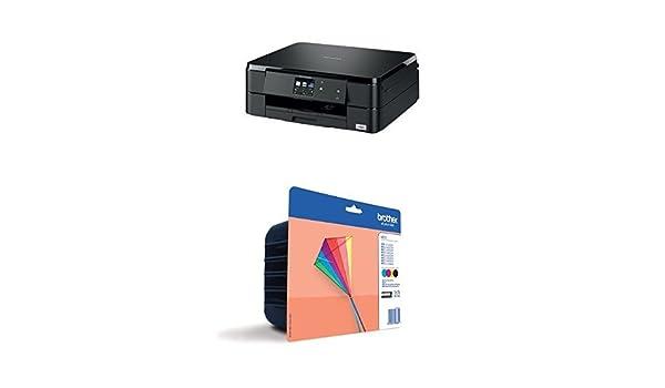 Brother DCPJ562DW - Impresora multifunción de tinta + ...