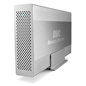 OWC / Other World Computing Mercury Elite Pro 4.0TB External Professional 7200RPM USB 3.0 HDD with USB+1 Port Storage Solution