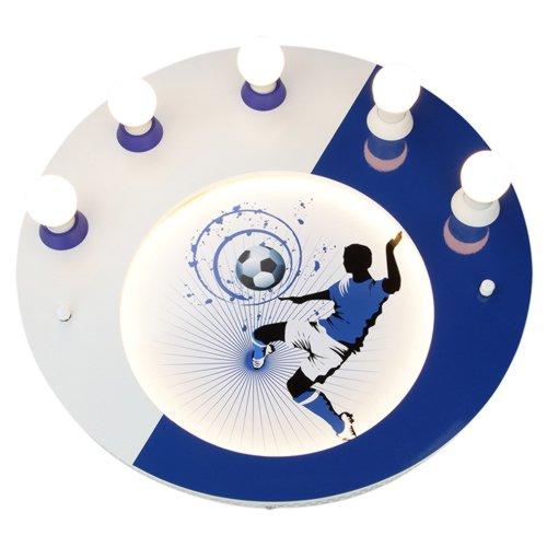Elobra Deckenleuchte Soccer 5/54 ELO-128343