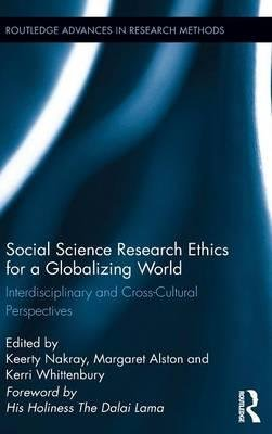 Read Online Social Science Research Ethics for a Globalizing World : Interdisciplinary and Cross-Cultural Perspectives(Hardback) - 2017 Edition pdf epub