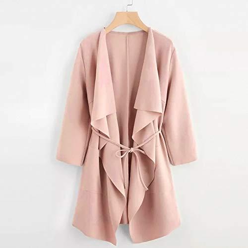 Hiver Chaud Rose Manteau Veste Jacket Blouson Chic Femme Tonsi tqpwgwf
