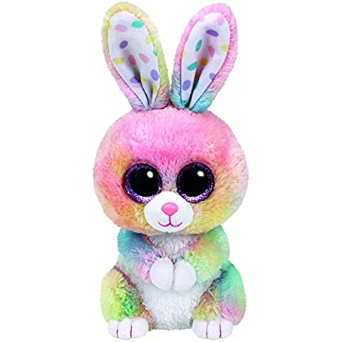 9970c8cef5c ... 37248 Creeper the Purple Spider Boo (free gift with purchase).  HK 250.00. Ty Beanie Boos Bubby Easter Multicolor Rabbit - 6 in