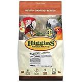 Higgins Pet Food Sunburst Fruit & Veggie Large Hookbill, 20 Lb