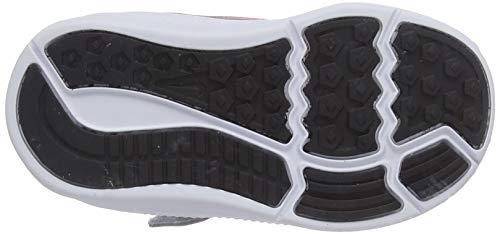 Bimbi habanero Unisex 0 24 Platinum Multicolore stealth 8 black pure 010 Red Downshifter Pantofole Nike tdv waqTCnX