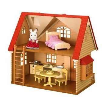 Amazon.com: Calico Critters Cozy Cottage Starter Set: Toys & Games