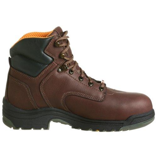 Timberland Pro Menns 26078 Titan 6 '' Vanntett Arbeid Boot EqlAkh0QE
