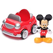 Micky Mouse Clubhouse-Mickey Mouse Clubhouse Mickey Fig And Car Pack