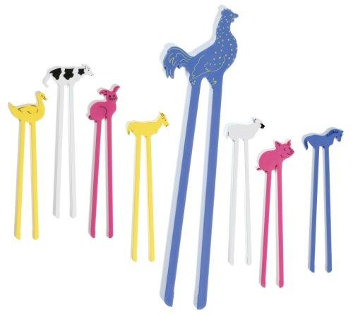 Hog Wild Farm Sticks Party Set