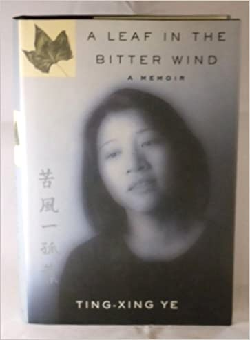 A Leaf in the Bitter Wind: A Memoir