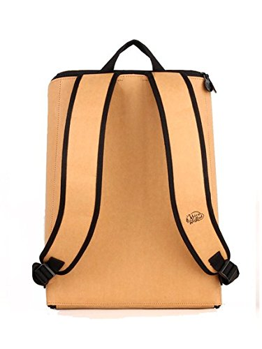 Mochila Bolso Customizable Minimalista Eco-friendly Ecológica de Cartón reciclado Ultraresistente Impermeable Modelo LIVERPOOL de MICEWEEKEND LIVERPOOL