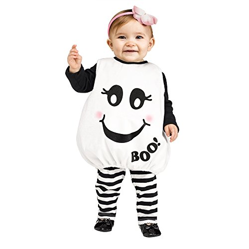Baby Boo Ghost Infant Costume