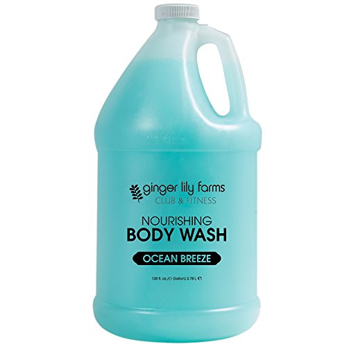 Ginger Lily Farms Club & Fitness Ocean Breeze Nourishing Body Wash 1 ()