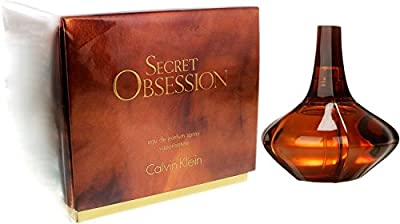 Secret Obsession Perfume By Calvin Klein For Women.Eau De Parfum Spray