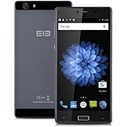 [Elephone Official Store] Elephone M2 Smartphone 4G LTE 5.5 Pollice Android 5.1, 32GB ROM, 3GB RAM, Quad-Core 64-bit Dual SIM Grigio