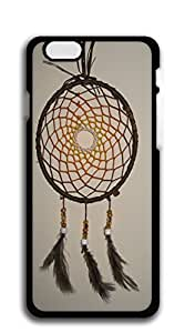 Hard Plastic and Aluminum Back cool iphone 6 cases for guys - Dreamcatcher mesh