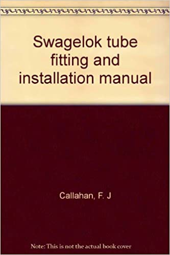 Swagelok compression fitting assembly instructions.